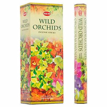 Rökelsestickor - Wild Orchids