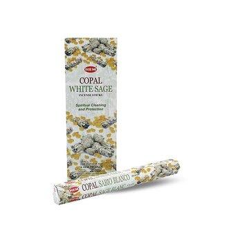 Rökelsestickor - Copal White Sage