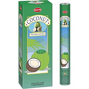 Rökelsestickor - Coconut