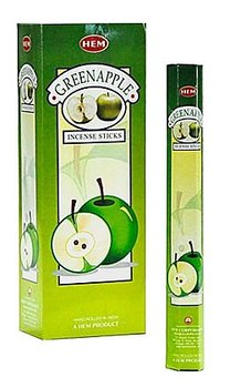 Rökelsestickor - Green Apple