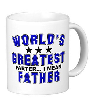 Mugg - World's Greatest Farter, I Mean Father