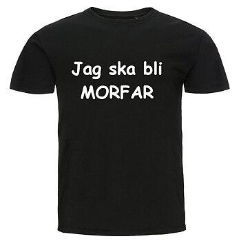 T-shirt - Jag ska bli morfar