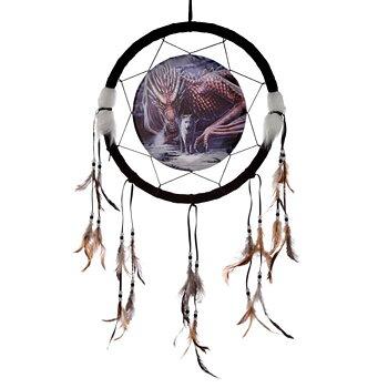 Drömfångare - Drake och varg, Alliance, 33 cm