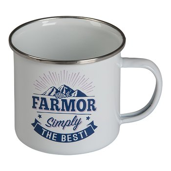 Mugg - No.1 Farmor
