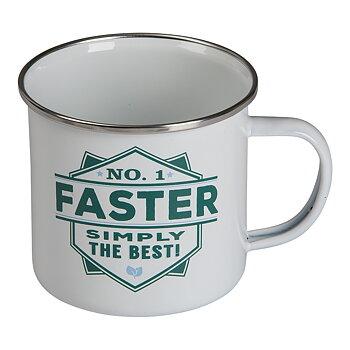 Mugg - No.1 Faster