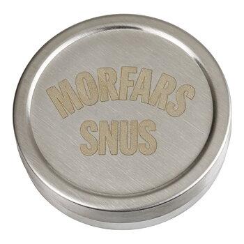 Snusdosa - Morfars snus