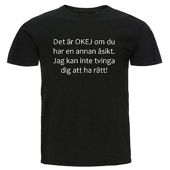T-shirt - Det är okej