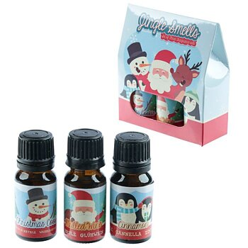 Doftoljor 3-pack, Jul, Jingle Smells