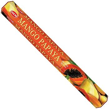 Rökelsestickor - Mango Papaya