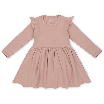 Konges Slöjd - Siff Dress Rose Blush