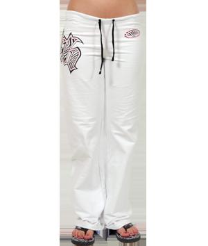 Zebra Fleece Pant