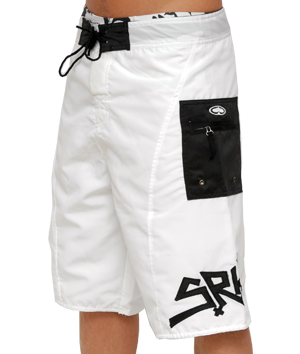 Suicidal Inside Out Board Shorts