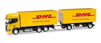 Scania CR b/s 'DHL'