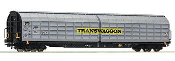 Godsvagn Habbiins 'Transwaggon'