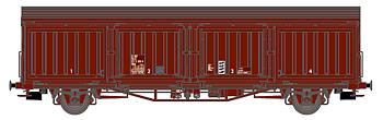 Godsvagn SJ Hbis 21 RIV 74 SJ 211 5 689-4