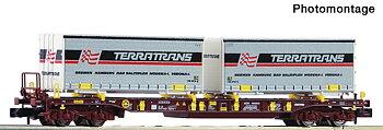 Trailervagn Sdgmns 33 'Terratrans', Ep VI