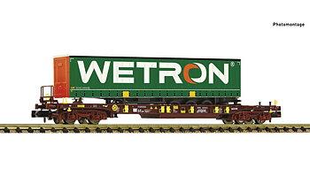 Trailervagn Sdgmns 33 'Wetron', Ep VI
