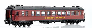 Personvagn SJ B1G 4915 'Inter