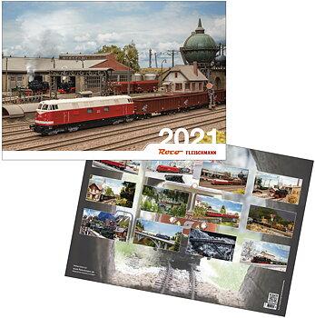 Roco, kalender 2021 (A3)
