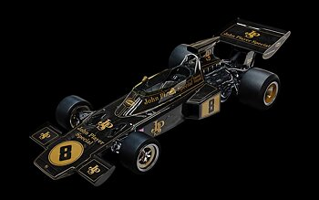 Lotus 72D John Player Special 1:8