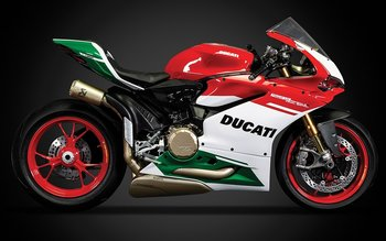 Ducati 1299 Panigale R Final Edition 1:4