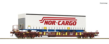 Pocket wagon T3 + Nor Cargo