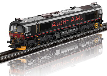Diesellok T66 'Rush Rail'