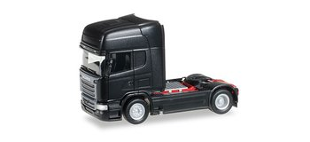 Scania R Streamline Topline 2a, svart