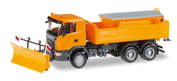 Scania R `09 plogbil