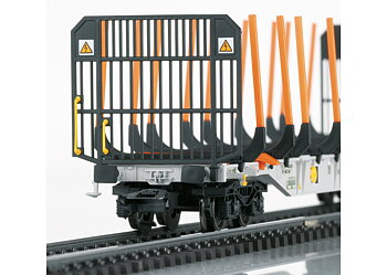Set Type Sgns 88 Freight Car