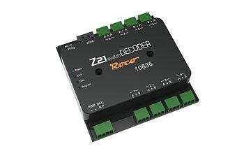 Z21 växeldekoder