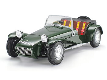 Lotus Super 7 Series II 1/24