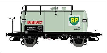 Tankvagn SJ Q12 503 250 (BP)