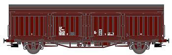 Godsvagn SJ Hbis 21 RIV 74 SJ 211 5 558-1