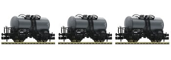 3-piece set tank wagons type Z, DR