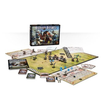 Blood Bowl, complete box kit