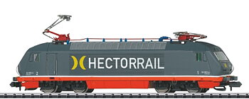 Ellok 141 003-4 'Starling', Hector Rail, Ep VI