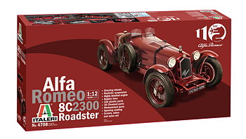 Alfa Romeo 8C 2300 'Roadster' 100th Anniv.