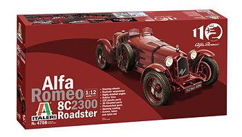 Alfa Romeo 8C 2300 'Roadster' 100th Anniv.