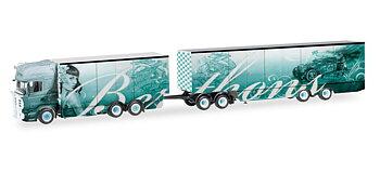 Scania R 2013 TL Eurocombi 'Berthons' (S)