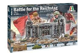BattleSet: Berlin 1945 Fall of the reichstag 1/72