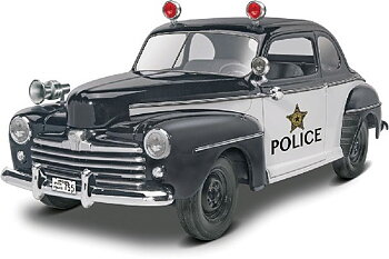 1948 Ford Police Coupe 2N1 1/25