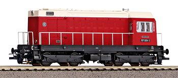 Diesellok BR107, AC ljud + digi koppel DR, Ep IV