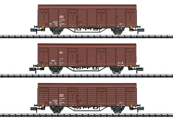 Type Gbs 258 Freight Car Set