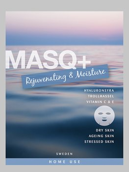 MASQ+ Rejuvenating & Moisture 5-pack
