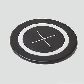 Axessline Qi Wireless Charger, Svart