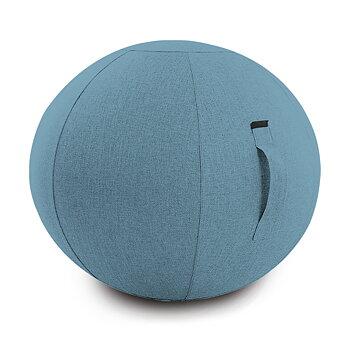 LINEN sittboll, miljövänlig, Blue