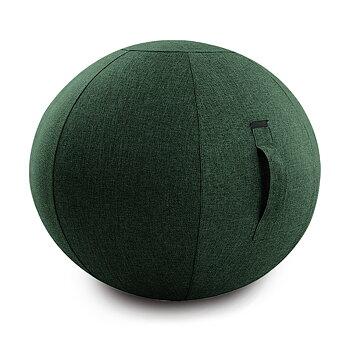 LINEN sittboll, miljövänlig, Green, 75 cm