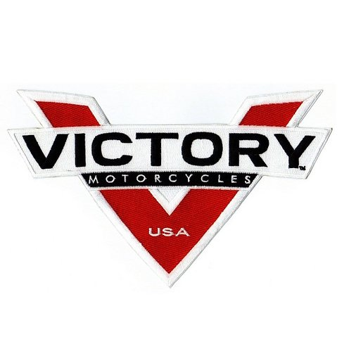 Victory Motorcycles Usa Patch Smal