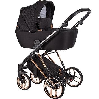 Barnvagn 2i1 Baby Merc La Rosa Limited